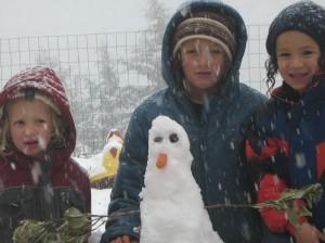 בואו לחגוג בר מצווה בכותל בשלג.